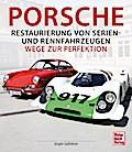 Porsche - Restaurierung von Serien-und Rennfahrzeugen