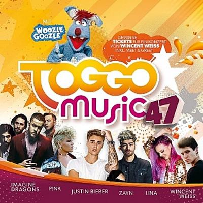 Toggo Music. Vol.47, 1 Audio-CD