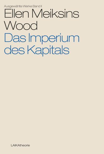 Das Imperium des Kapitals