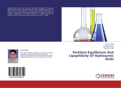 Partition Equilibrium And Lipophilicity Of Hydroxamic Acids