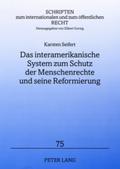 Das interamerikanische System zum Schutz der  ...
