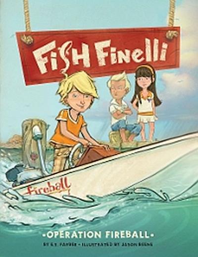 Fish Finelli (Book 2)