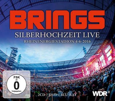 Silberhochzeit Live (Box Set 2 CD / DVD / Blu-Ray)
