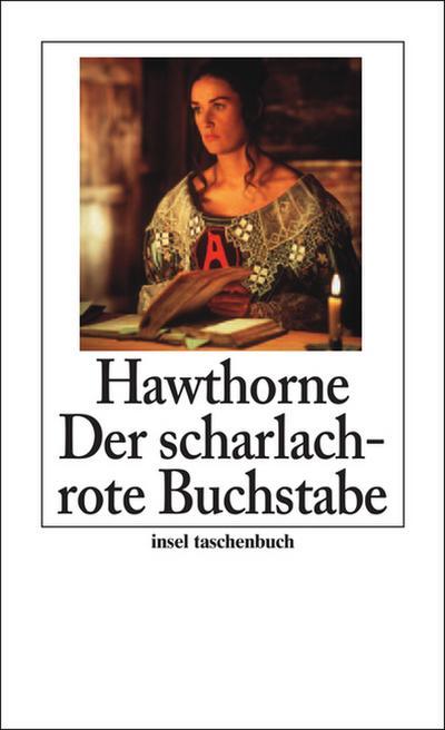 Der scharlachrote Buchstabe: Roman (insel taschenbuch)