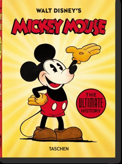 Walt Disneys Mickey Mouse. Die ultimative Chronik - 40th Anniversary Edition