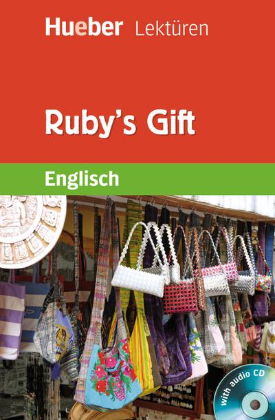 Ruby's Gift, m. Audio-CD