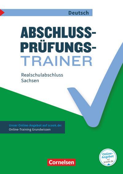 Abschlussprüfungstrainer Deutsch - Sachsen