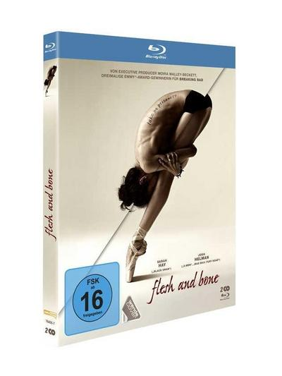 Flesh and Bone Bluray Box