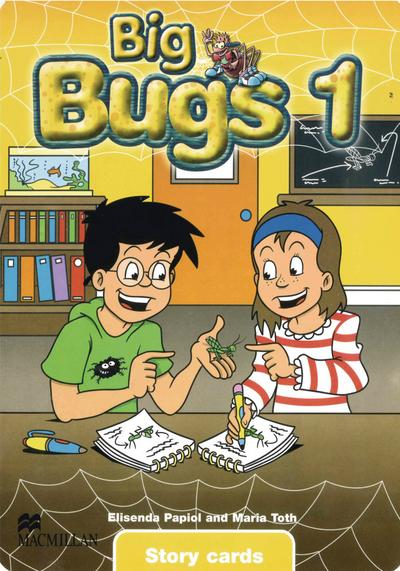 Big Bugs/Level 01. Story Cards