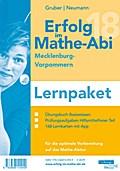 Erfolg im Mathe-Abi 2018 Lernpaket Mecklenburg-Vorpommern