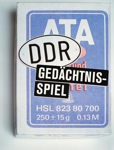 Memospiel - DDR Gedächtnisspiel