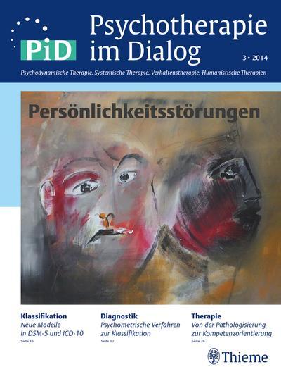 Psychotherapie im Dialog (PiD) Persönlichkeitsstörungen
