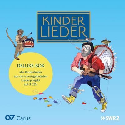 Kinderlieder Vol. 1-3 - Deluxe-Box