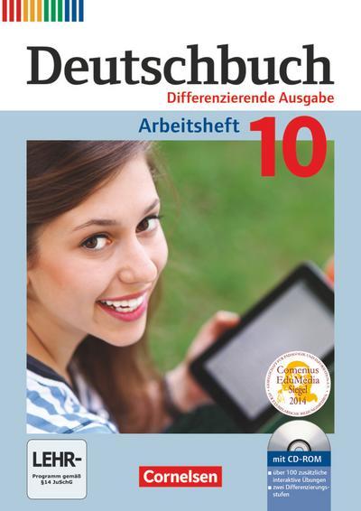 Deutschbuch - Sprach- und Lesebuch - Zu allen differenzierenden Ausgaben 2011