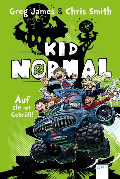 Kid Normal (3). Auf sie mit Gebrüll!