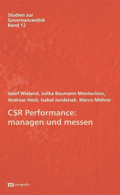 CSR Performance: managen und messen