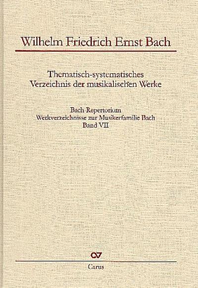 Wilhelm Friedrich Ernst Bach (1759-1845)