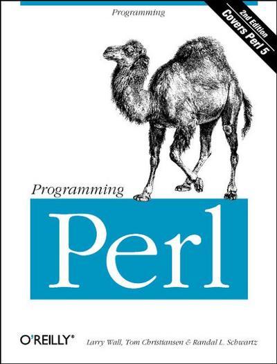 Programming Perl (Nutshell Handbook)