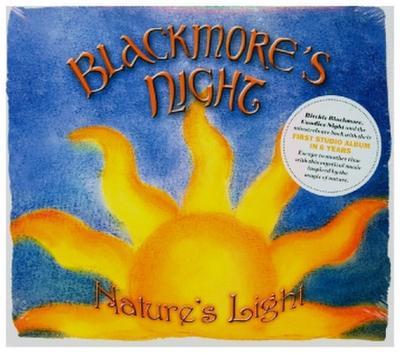 Nature's Light (CD Digipak)