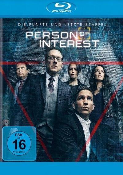Person of Interest - Staffel 5 Bluray Box