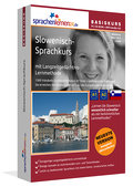 Sprachenlernen24.de Slowenisch-Basis-Sprachkurs. PC CD-ROM für Windows/Linux/Mac OS X + MP3-Audio-CD für Computer /MP3-Player /MP3-fähigen CD-Player