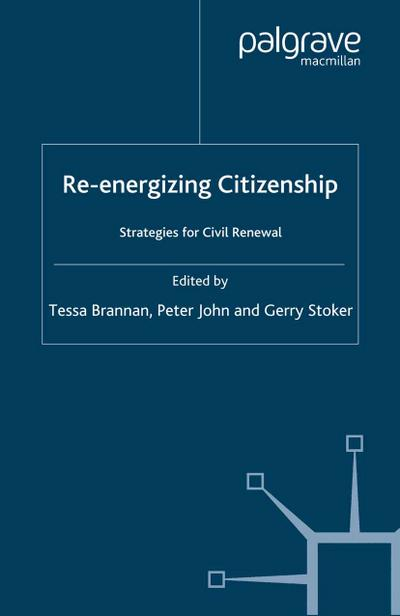 Re-energizing Citizenship