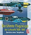 Berühmte Flugzeuge der Luftwaffe 1939-1945: B ...