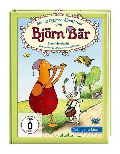 Die lustigsten Abenteuer von Björn Bär (DVD); Animierte TV-Serie, 85 Min.; Deutsch