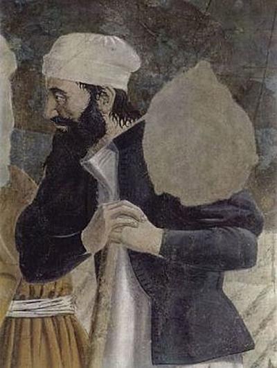 Piero della Francesca - Auffindung und Verifikation des Heiligen Kreuzes in Jerusalem, Detail - 200 Teile (Puzzle)