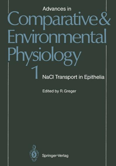 NaCl Transport in Epithelia