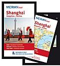 Shanghai Hangzhou Suzhou   ; MERIAN live ; Deutsch; , Kartenatlas, Extra-Karte zum Herausnehmen - 19,0x10, 8 cm