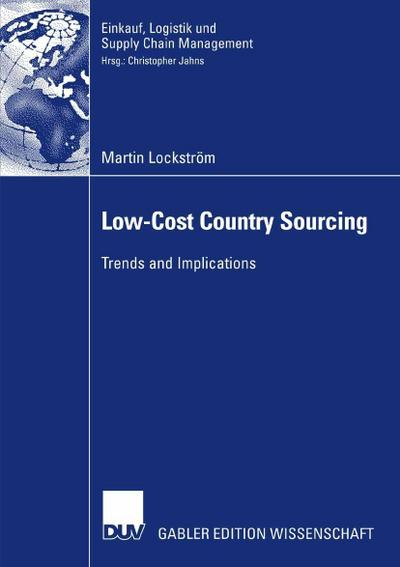 Low-Cost Country Sourcing