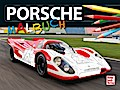 Porsche-Malbuch