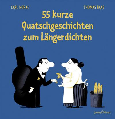 55 kurze Quatschgeschichten zum Längerdichten