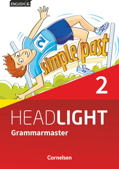 English G Headlight Band 2: 6. Schuljahr - Grammarmaster mit Lösungen