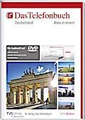 Das Telefonbuch. Deutschland Frühjahr/Sommer 2015. Für Windows Vista/7/8/8.1