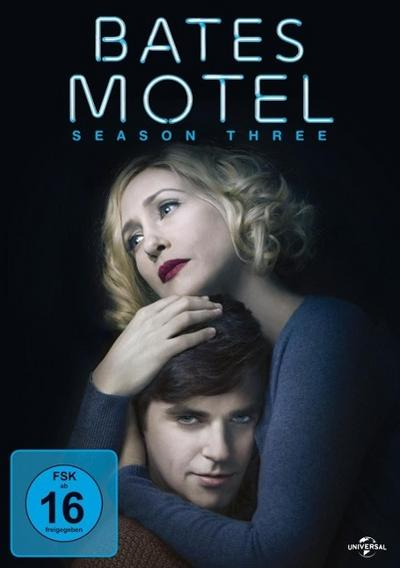 Bates Motel. Season.3, 3 DVDs