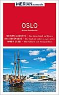 MERIAN momente Reiseführer Oslo; Mit Extra-Karte zum Herausnehmen; MERIAN momente; Deutsch