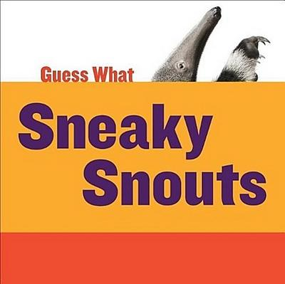 Sneaky Snouts: Giant Anteater