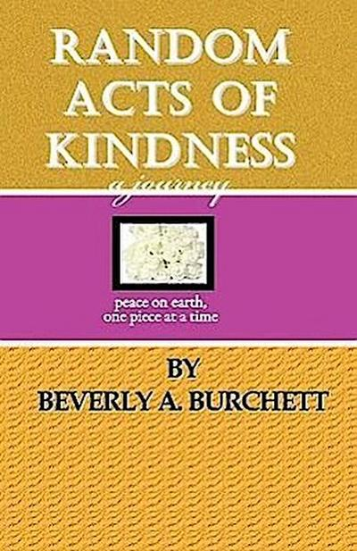 Random Acts of Kindness, a Journey