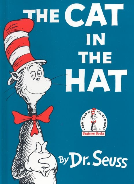 The Cat in the Hat, Dr Seuss