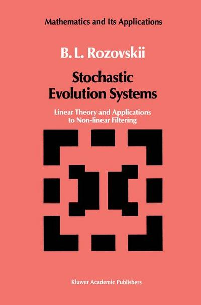 Stochastic Evolution Systems