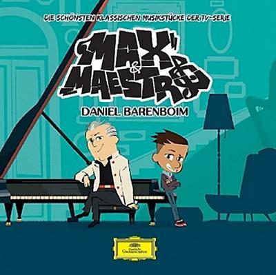 Max & Maestro, 1 Audio-CD