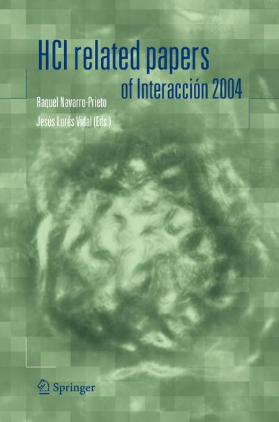 HCI related papers of Interacción 2004