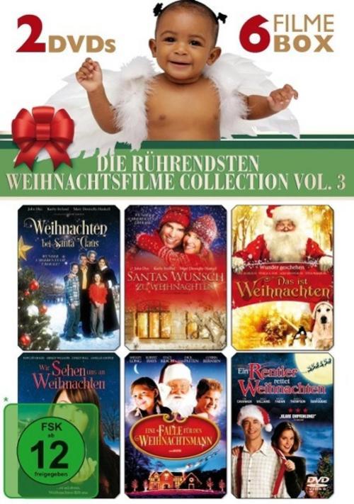 Die rührendsten Weihnachtsfilme Collection Vol.3, Tibor Tacacs