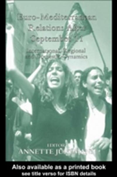 Euro-Mediterranean Relations After September 11