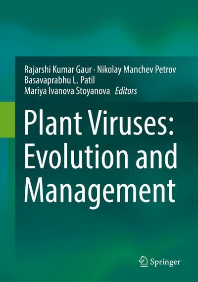 Plant Viruses: Evolution and Management