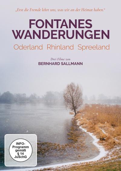 FONTANES WANDERUNGEN: ODERLAND - RHINLAND - SPREELAND