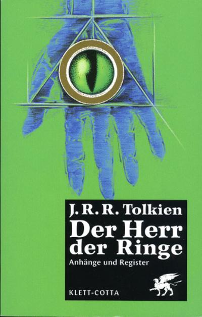 Der Herr der Ringe. Ausgabe in neuer Übersetzung und Rechtschreibung: Die Wiederkehr des Königs - Klett-Cotta - Taschenbuch, Deutsch, J. R. R. Tolkien, ,
