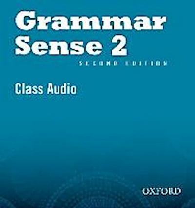 Grammar Sense 2. 2nd edition